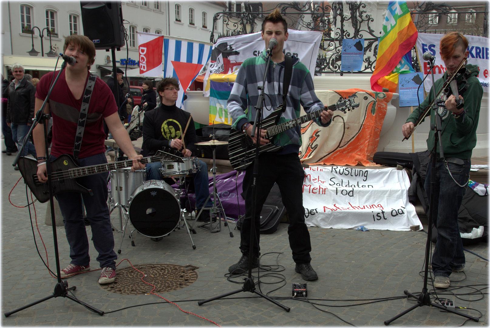 Friedensbewegung 2013