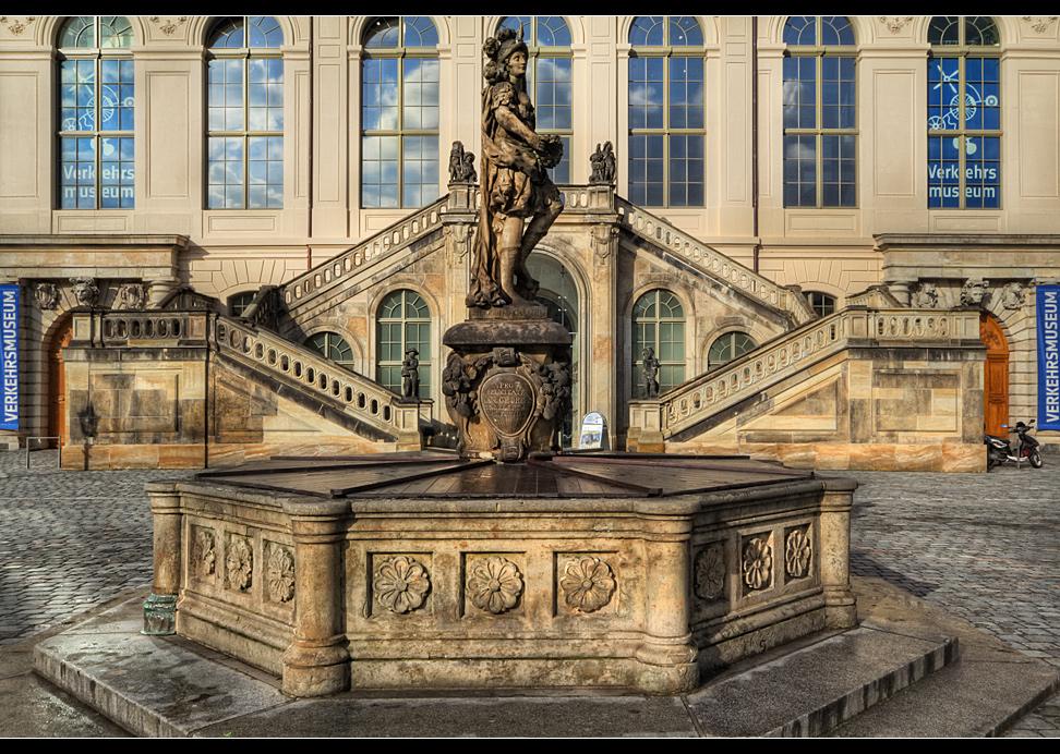 Friedensbrunnen