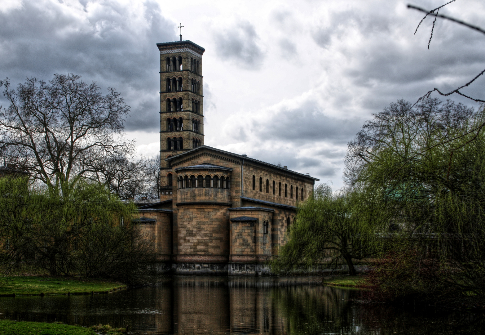 Friedenskirche in Potsdam