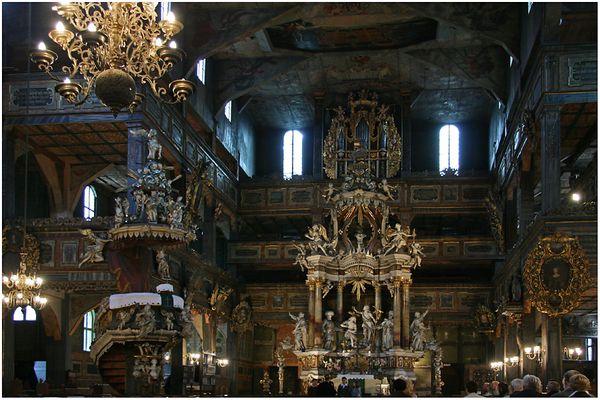 Friedenskirche in Swidnica III