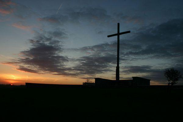 Friedenskreuz bei Lommersdorf