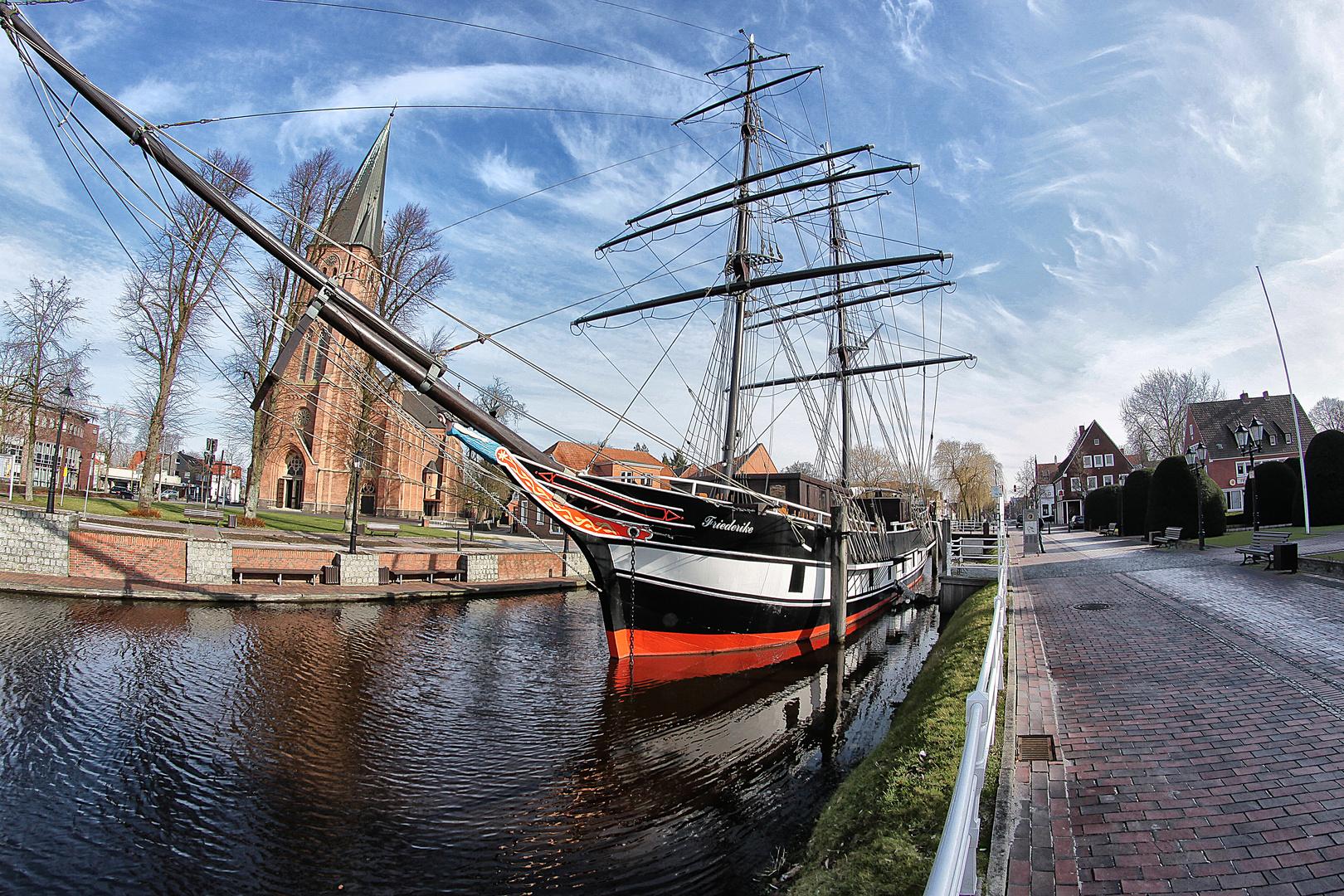 Friederike von Papenburg