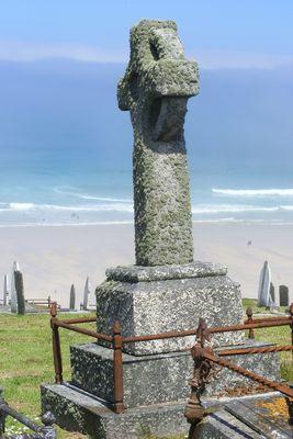 Friedhof am Meer