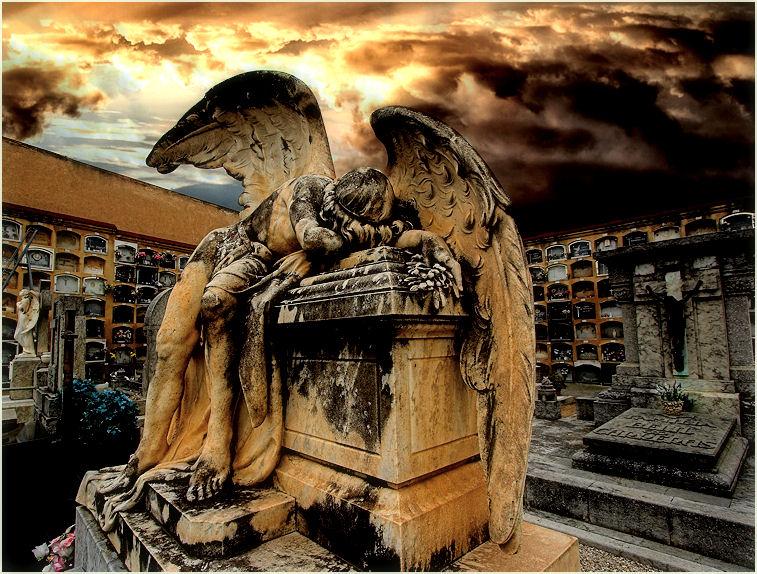 Friedhof Barcelona