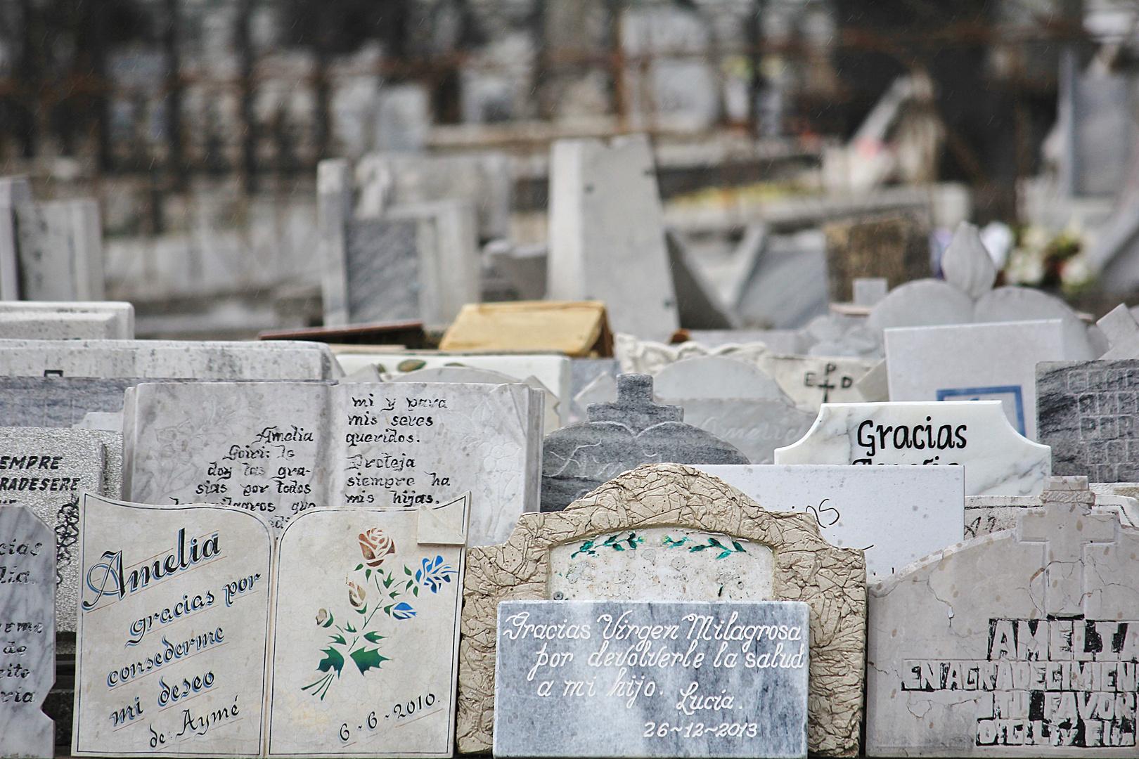 Friedhof Colon - Havanna