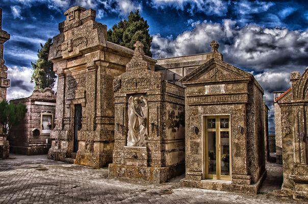 Friedhof Enna