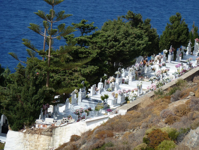 Friedhof Fourni