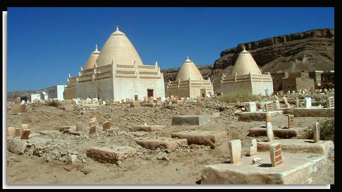 Friedhof in Ainat