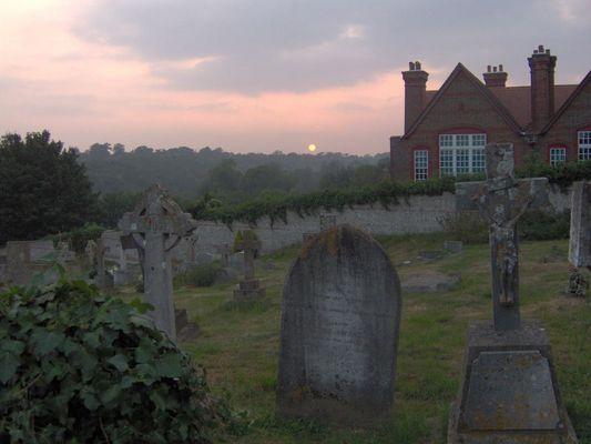 Friedhof in Arundle