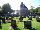Friedhof in Ballum