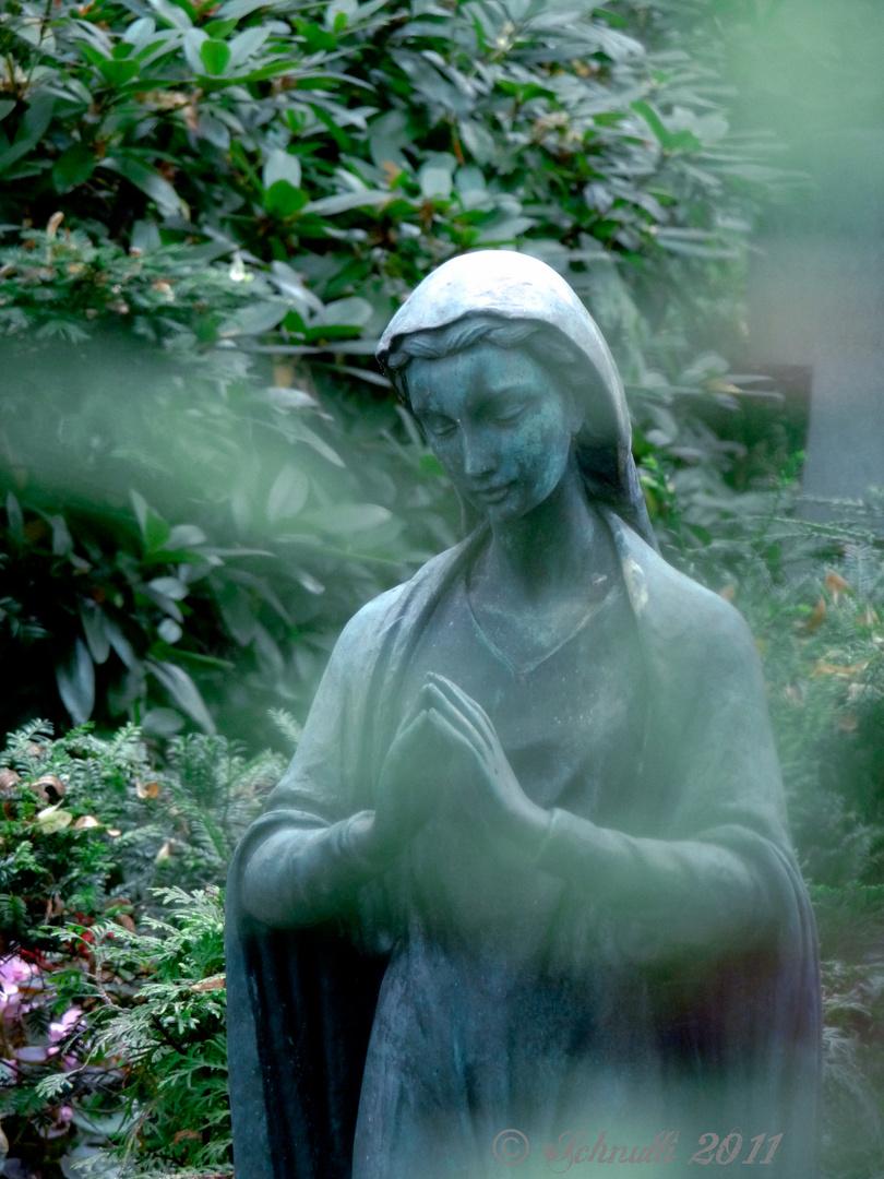 Friedhof in Berlin Lankwitz