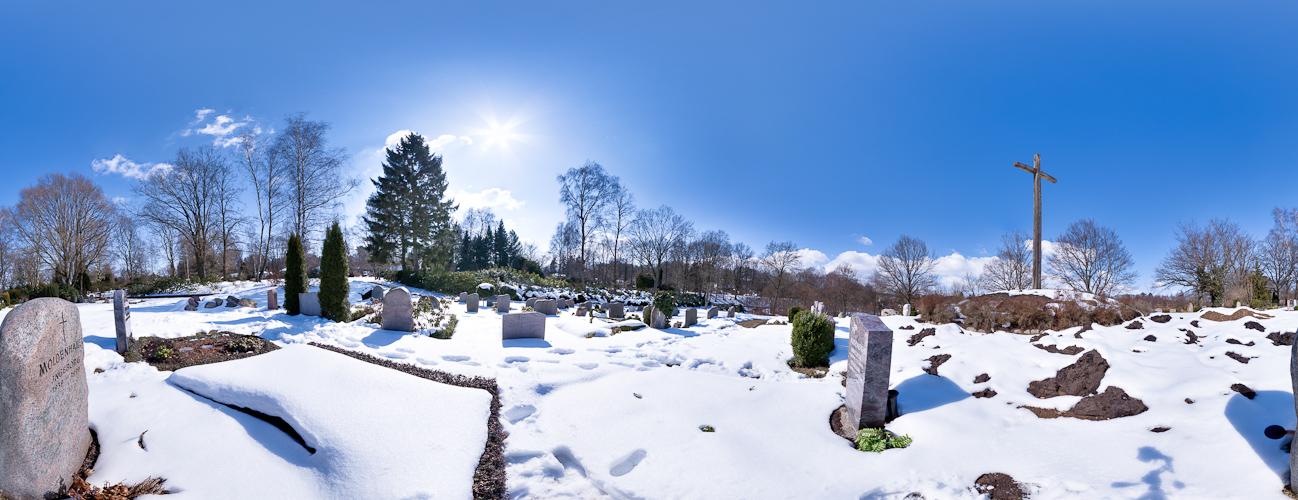 Friedhof in Lütjensee