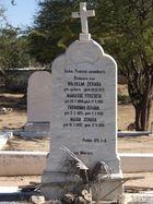 Friedhof in Omaruru