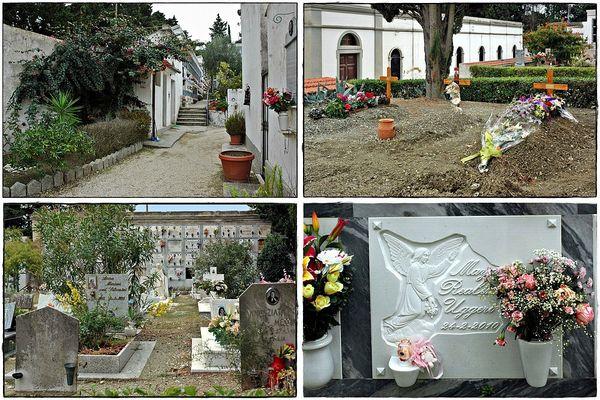 Friedhof in Porto Azzurro