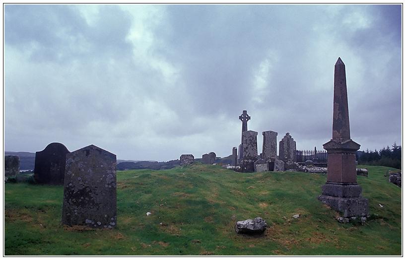 Friedhof Isle of Mull