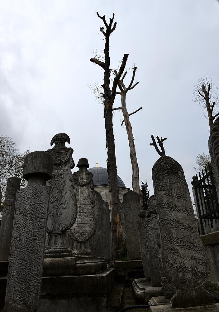 Friedhof Istanbul