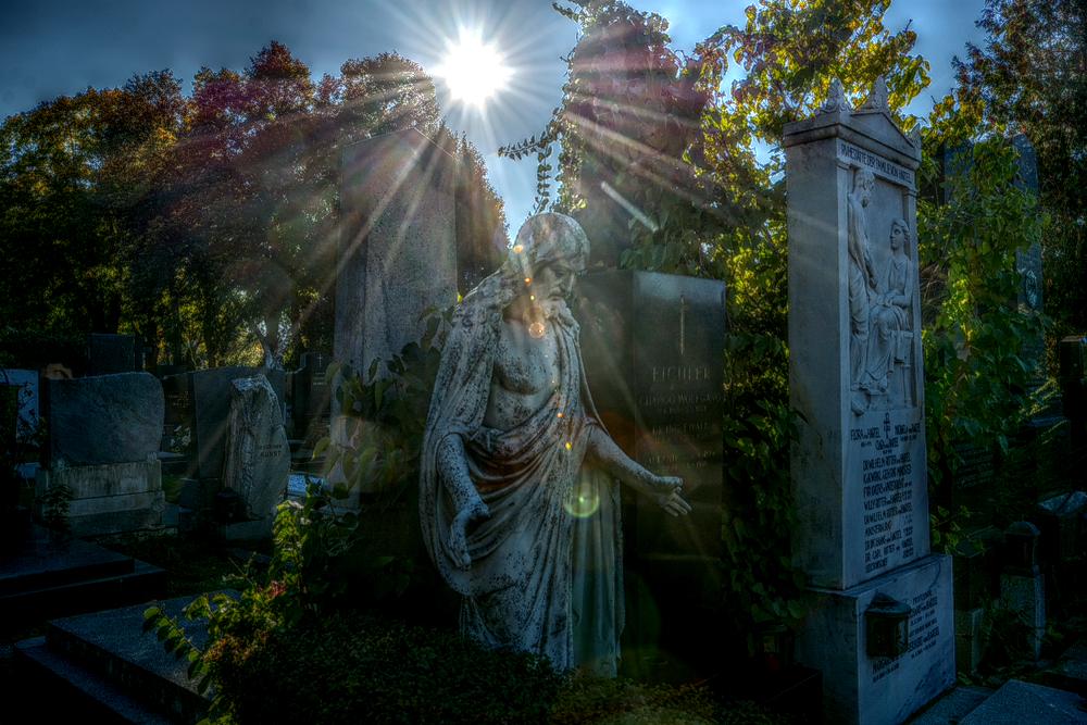 Friedhof IV