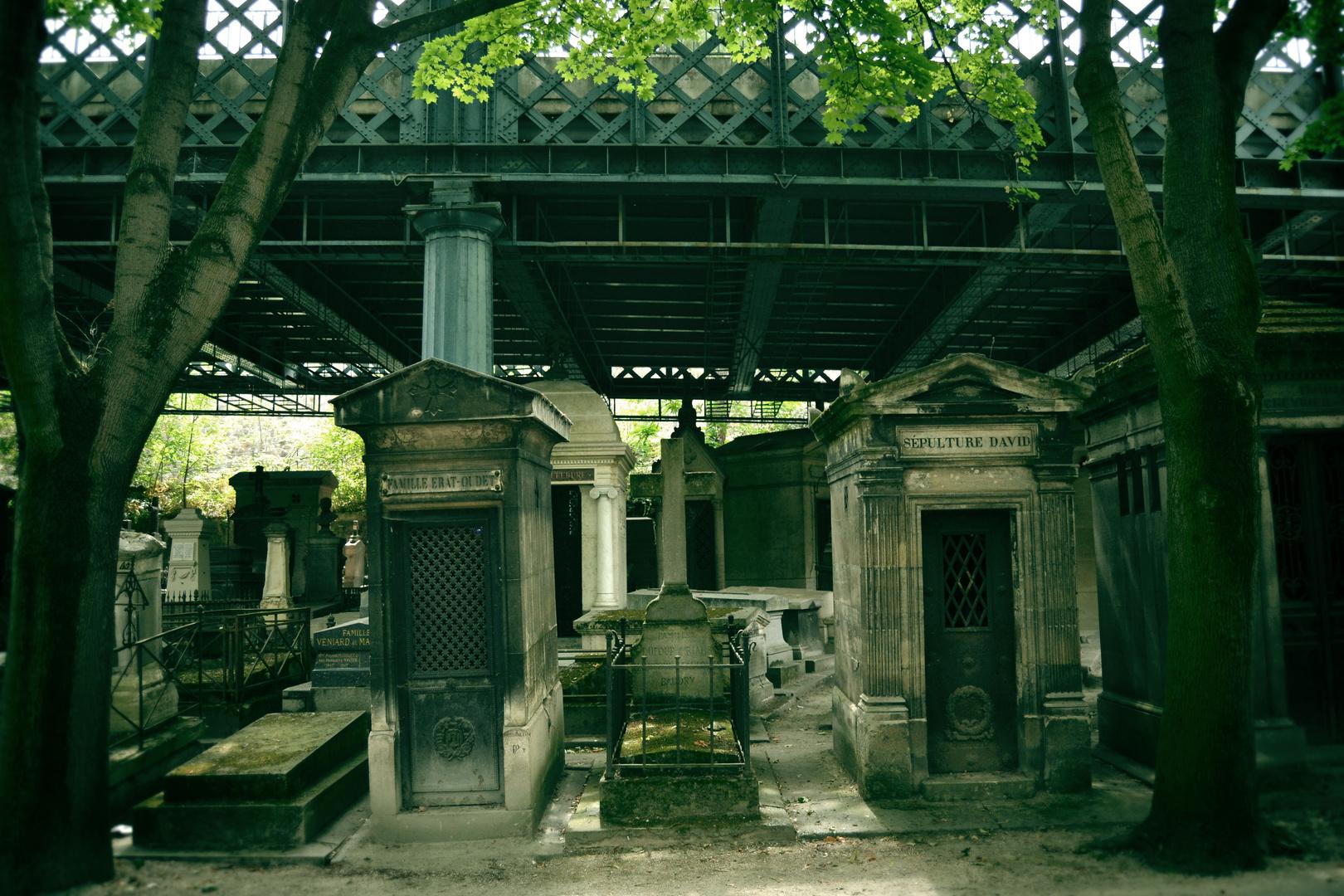 Friedhof Montmatre