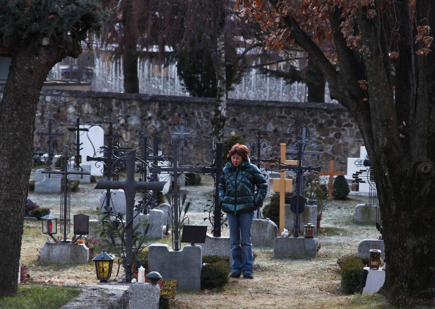 Friedhof Naturns