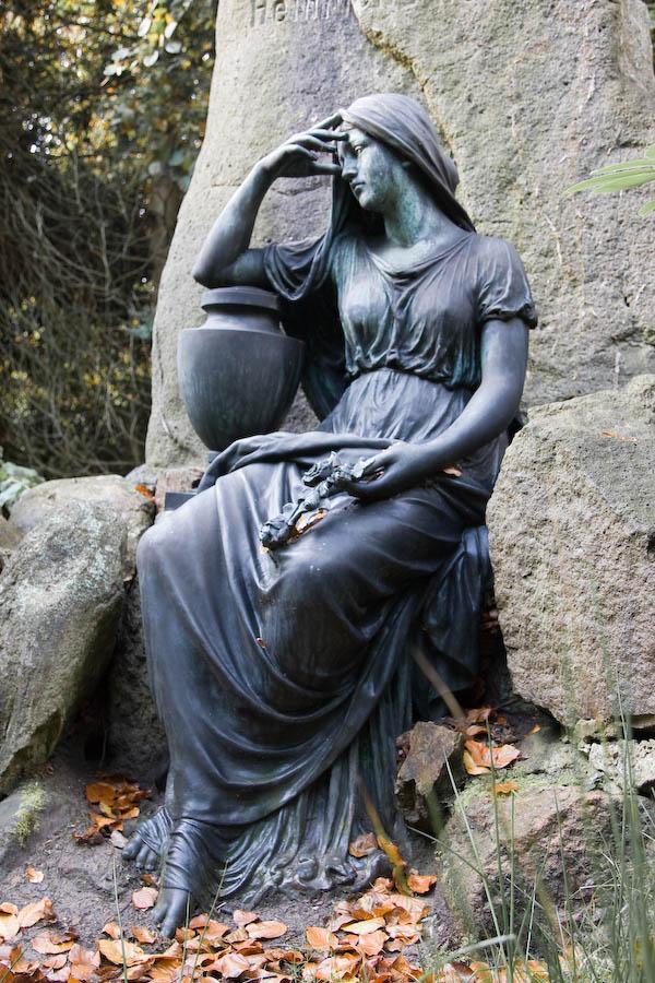 Friedhof Ohlsdorf VIII