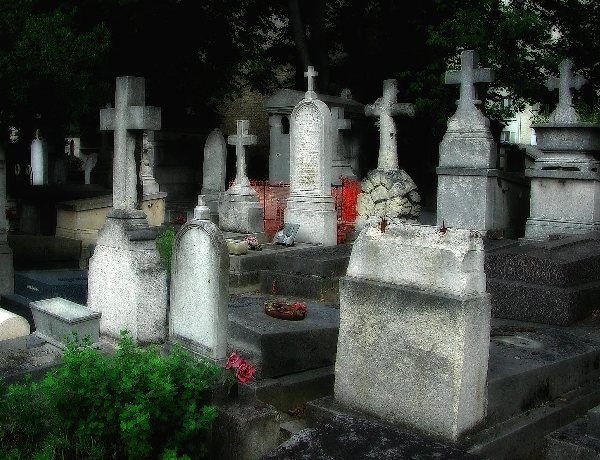 Friedhof Paris Nr. 01
