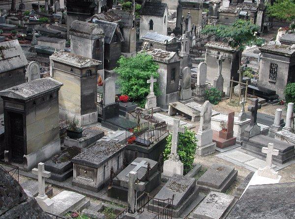 Friedhof Paris Nr. 04 meine Lieblingsansicht