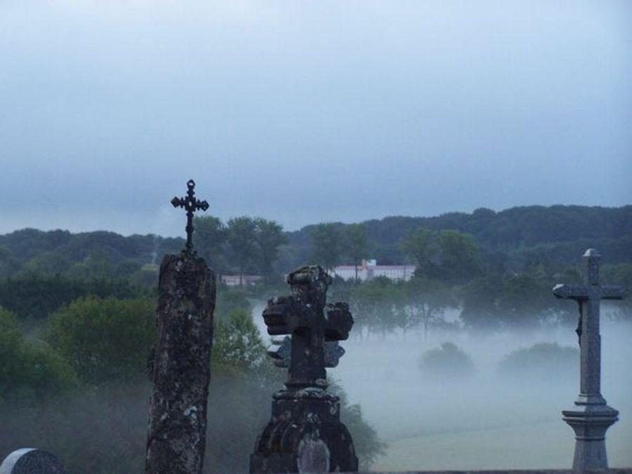 Friedhof Südfrankreich