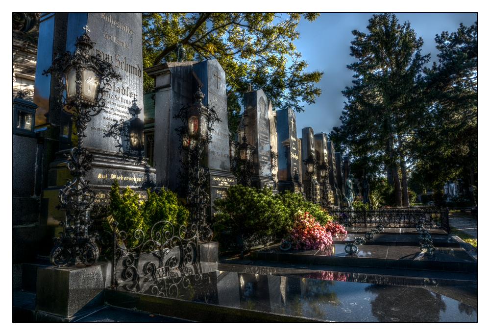 Friedhof VI