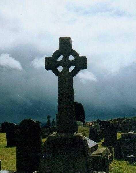 Friedhof, Wales