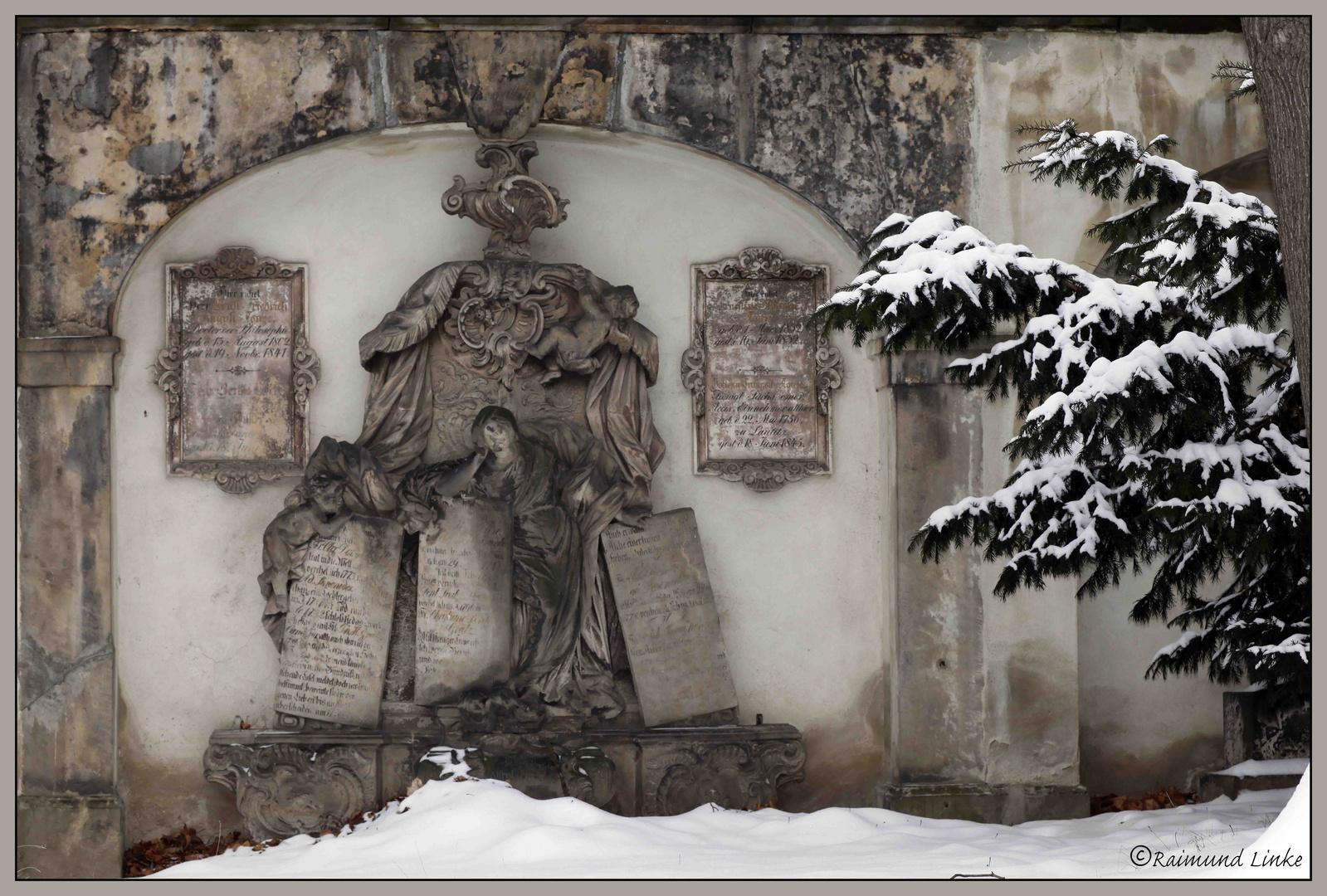 Friedhof Weberkirche Zittau
