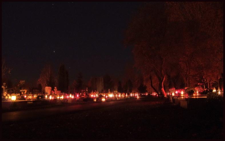 Friedhof zur Allerheiligen