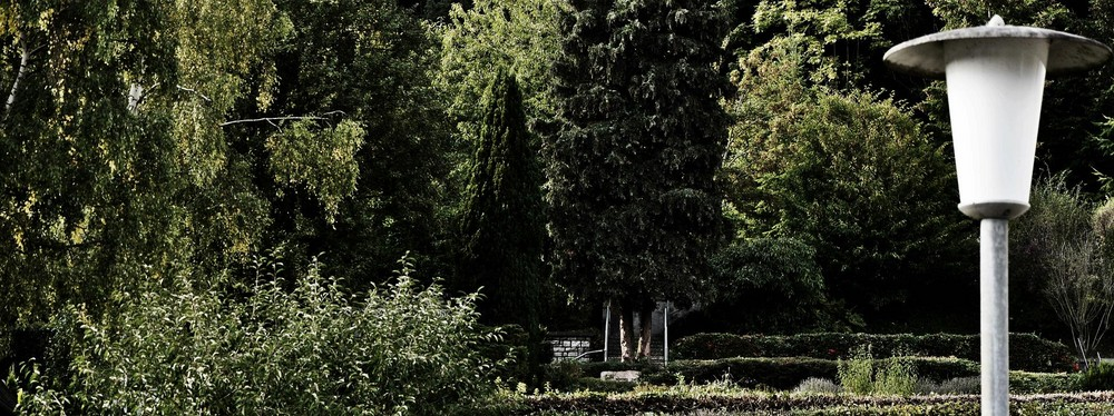 Friedhof/LampenBild!