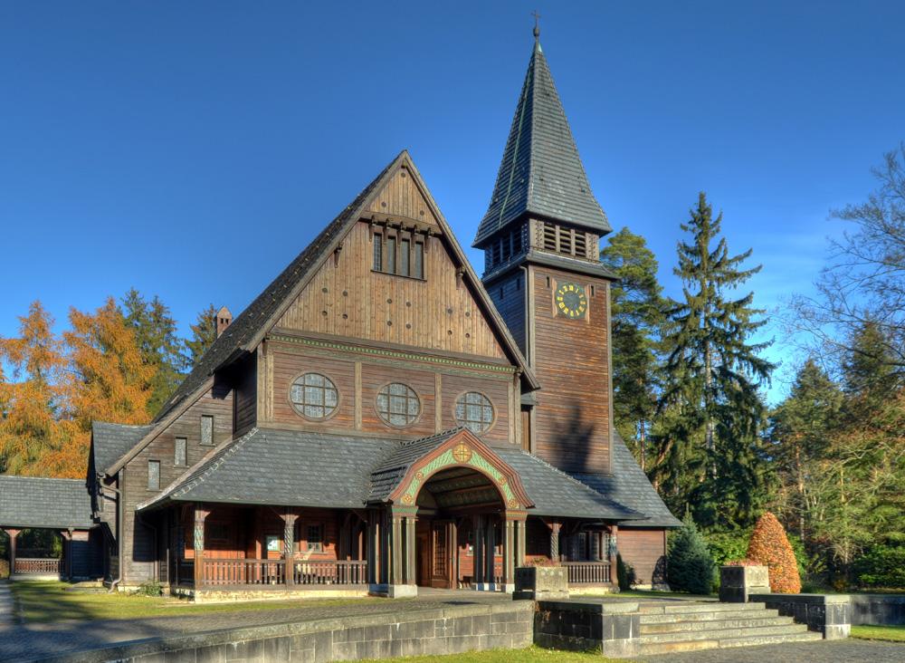 Friedhofskapelle in Stahnsdorf