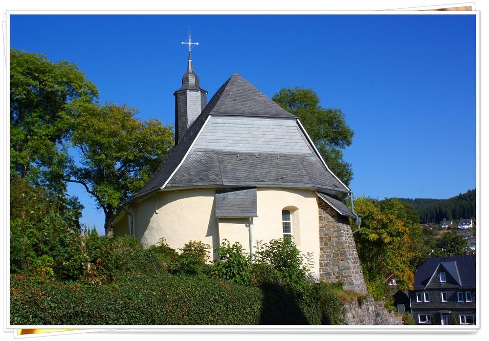 Friedhofskapelle zu Bad Berleburg