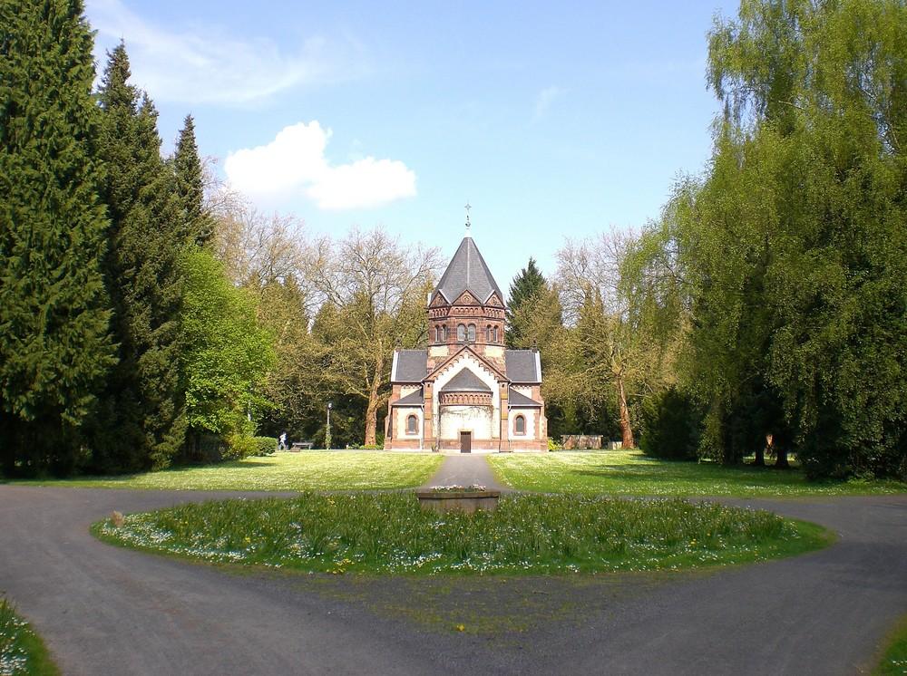 Friedhofskapelle/Hauptfriedhof Göttingen