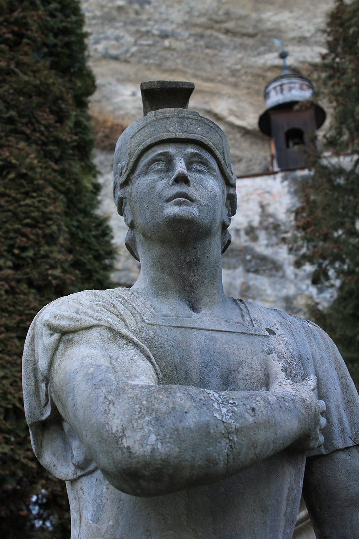 Friedhofsskulptur
