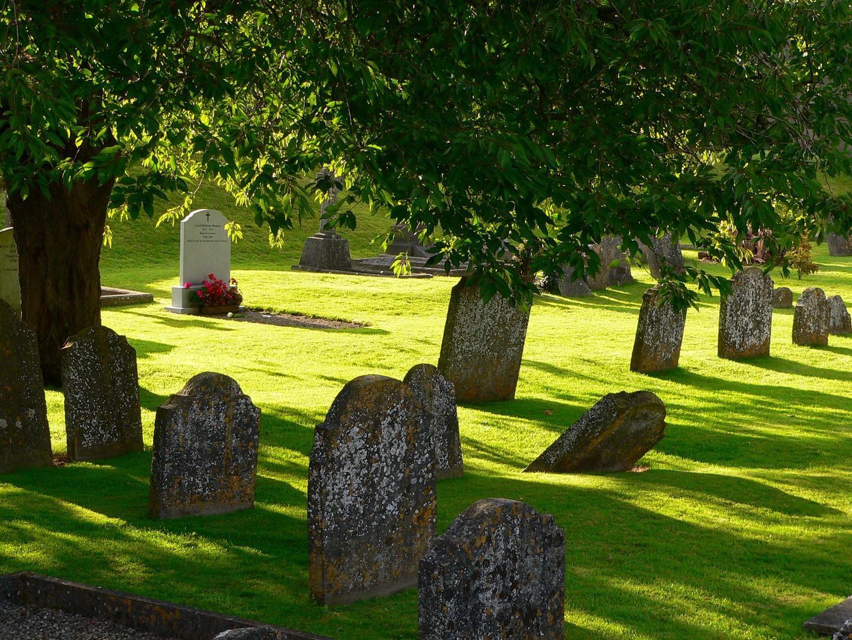 Friedhofsstimmung