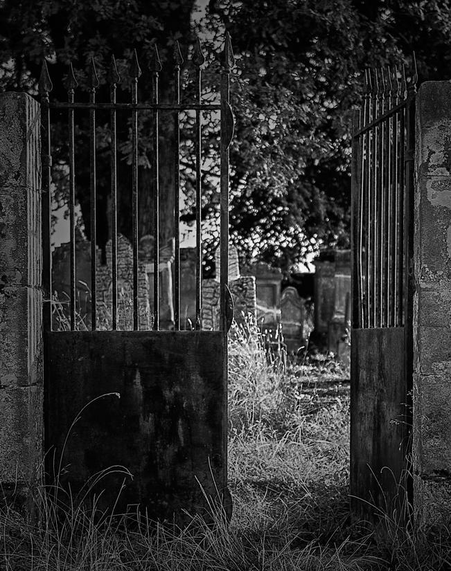 Friedhofstor