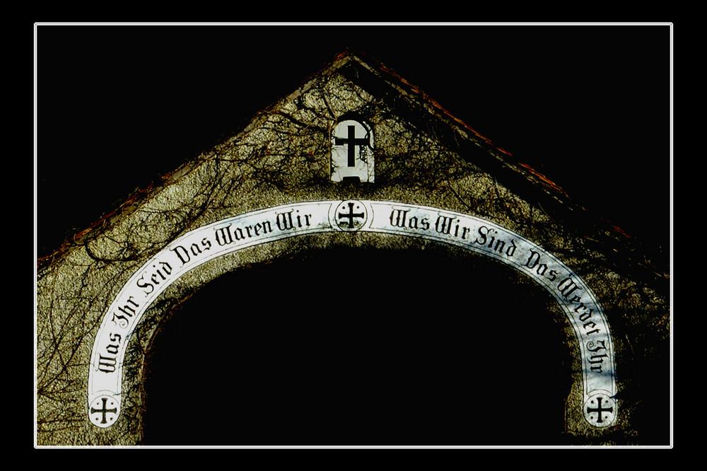 Friedhofstor-Küsnacht ( CH )