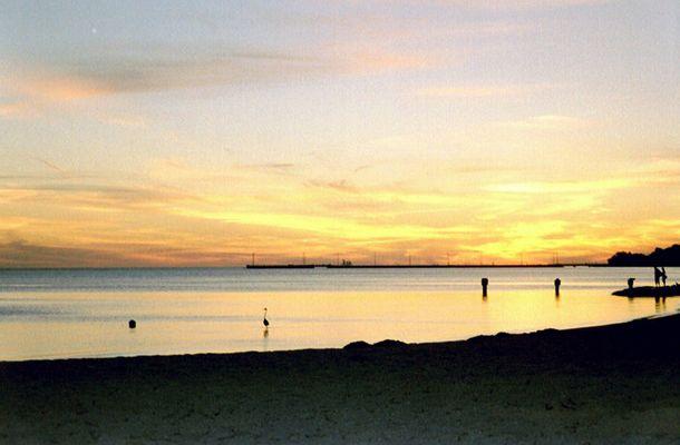 Friedliche Abendstimmung auf Key West (Florida)