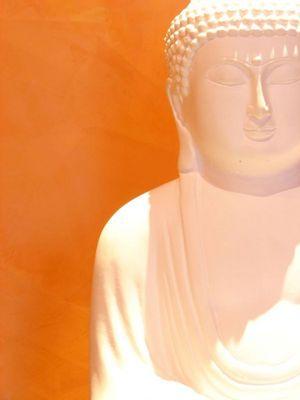 Friedlicher Buddha....