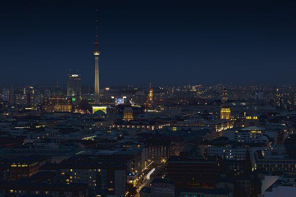 friedliches Berlin
