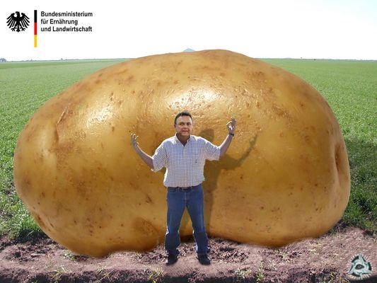 Friedrich der Landwirtschaftsminister