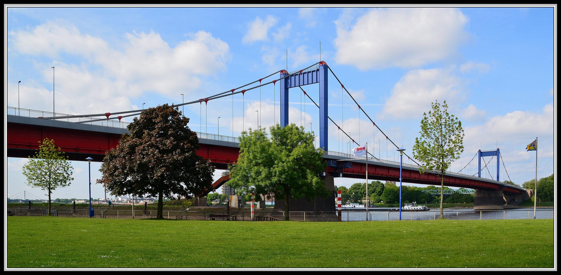 Friedrich-Ebert-Brücke, Duisburg (1)
