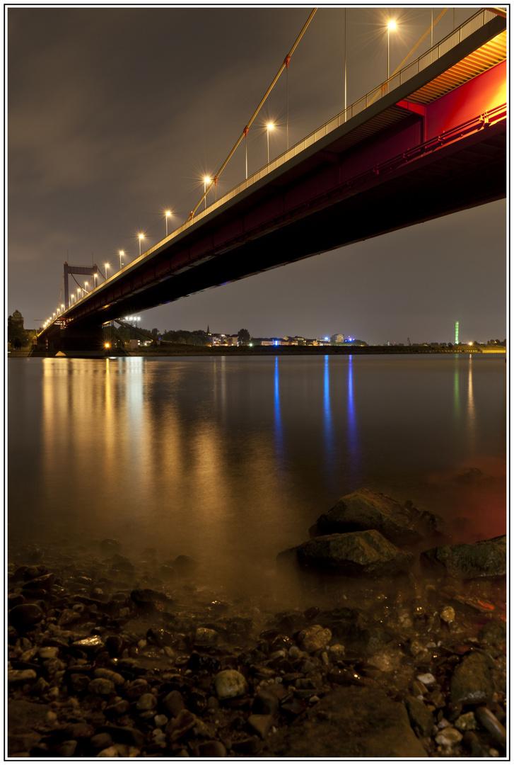 Friedrich - Ebert - Brücke , Duisburg