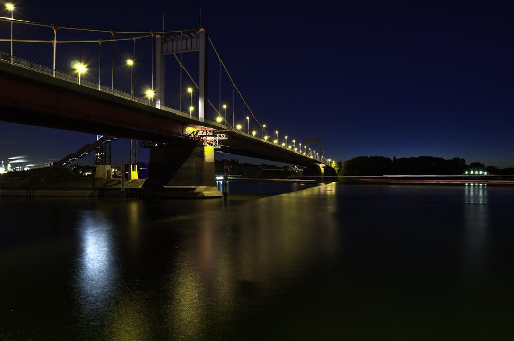 Friedrich Ebert Brücke Duisburg