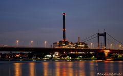 Friedrich Ebert Brücke (Duisburg -Ruhrort)