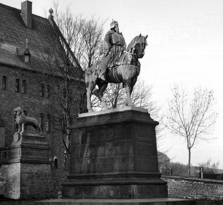 Friedrich I. genannt Barbarossa