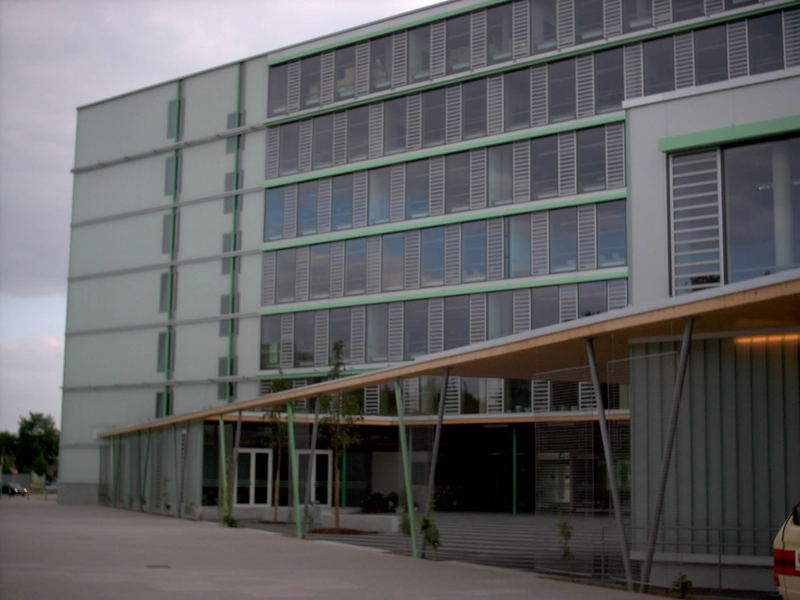 Friedrich List Gymnasium Karlsruhe