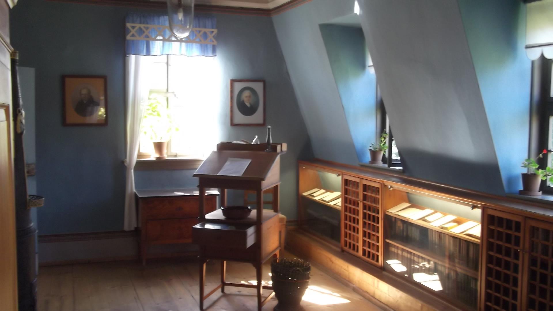 Friedrich Schiller- Arbeitszimmer